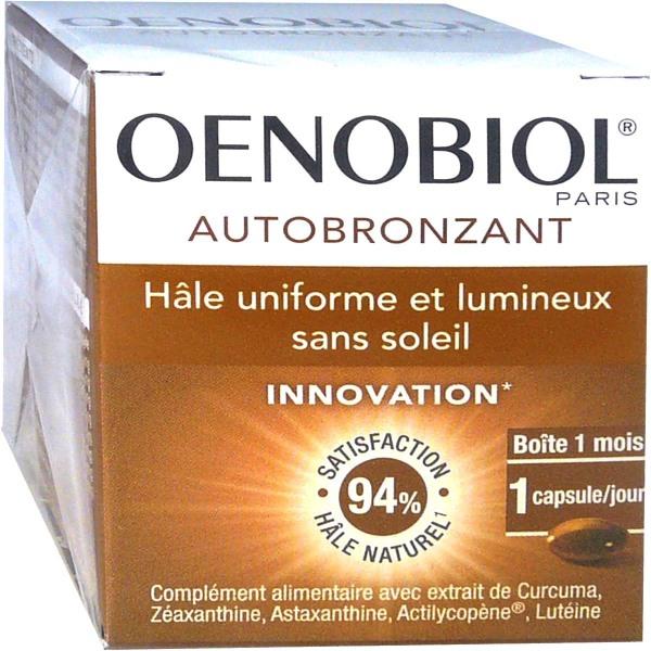 Oenobiol витамины для волос купить